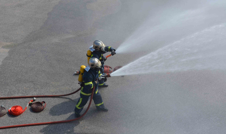 <p>Πυροσβεστική Ακαδημία</p>