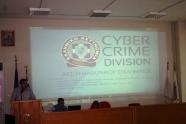 Διάλεξη του Διευθυντή της Διεύθυνσης Δίωξης Ηλεκτρονικού Εγκλήματος