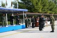Τελετές ολοκλήρωσης βασικής στρατιωτικής εκπαίδευσης Δοκίμων Ανθυποπυραγών και Πυροσβεστών
