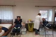 Εθελοντική αιμοδοσία στη Σχολή Πυροσβεστών στη Πτολεμαΐδα