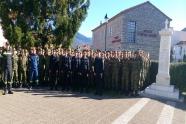 Εκπαιδευτική επίσκεψη των Δοκίμων Ανθυποπυραγών & Πυροσβεστών στο μαρτυρικό Δίστομο