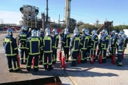 Εκπαίδευση Δοκίμων στις πυρκαγιές υγρών καυσίμων