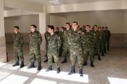 Ολοκλήρωση στρατιωτικής εκπαίδευσης Δοκίμων