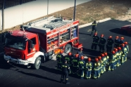 Εκπαίδευση Δοκίμων Πυροσβεστών από κλιμάκιο της Ε.Μ.Α.Κ.