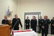 Τελετή Αγιασμού και κοπής πρωτοχρονιάτικης πίτας στην Πυροσβεστική Ακαδημία