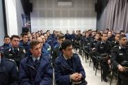 Εκπαιδευτική επίσκεψη Δοκίμων Ανθυποπυραγών στο Δίστομο