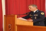 Τελετή απονομής πτυχίων της Σχολής Επιμόρφωσης και Μετεκπαίδευσης Αξιωματικών του Πυροσβεστικού Σώματος