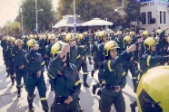 Παρέλαση Δόκιμων Πυροσβεστών στα 106α Ελευθέρια της Πτολεμαΐδας