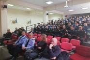 Εκδήλωση για τα ναρκωτικά στη Σχολή Ανθυποπυραγών