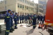 Παρουσίαση εξοπλισμού & λειτουργίας υδροφόρου Πυροσβεστικού οχήματος