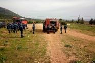 Πρακτική Εκπαίδευση στην Προσβολή Δασικών Πυρκαγιών