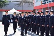 Αποφοίτηση Δοκίμων Πυροσβεστών στη Σχολή Πυροσβεστών στην Πτολεμαΐδα