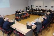 Τετραμερής συνάντηση των Επικεφαλής των Υπηρεσιών Πυρόσβεσης και Διάσωσης