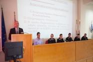 Διάλεξη του Γεν. Γραμματέα Συντονισμού του Υπουργείου Εσωτερικών