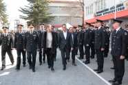 Αποφοίτηση 81ης Ε.Σ. Σχολής Πυροσβεστών